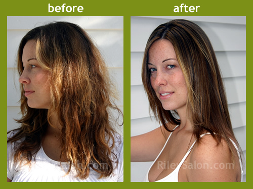 Keratin treatment atlanta